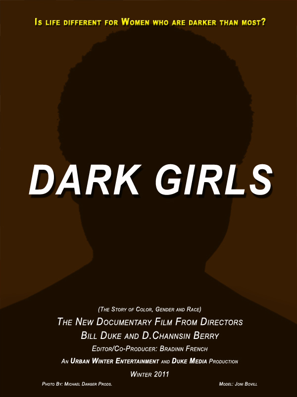 Dark Girls: movie poster