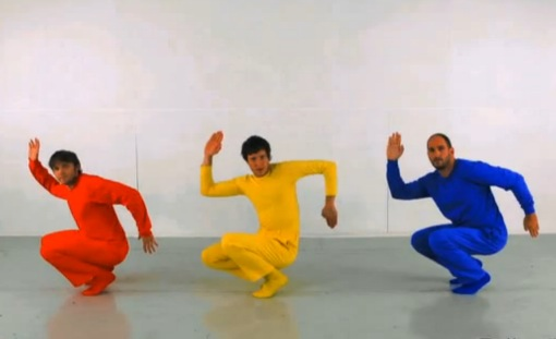 "OK Go, ""Three Primary Colors"" on Sesame Street"